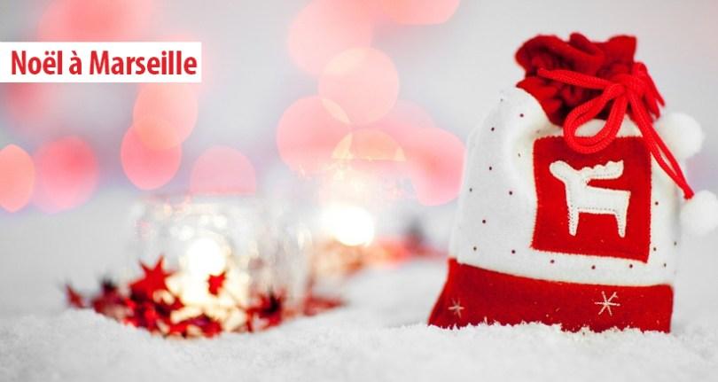Noël à Marseille les festivités complètes