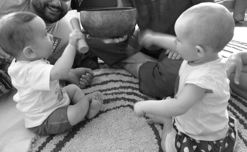 Chant avec bébé