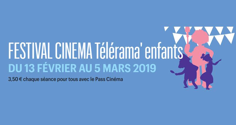 Festival Cinéma Télérama 2019 à Marseille