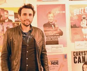 Stan Brizay, directeur de l'Art Dû Théâtre