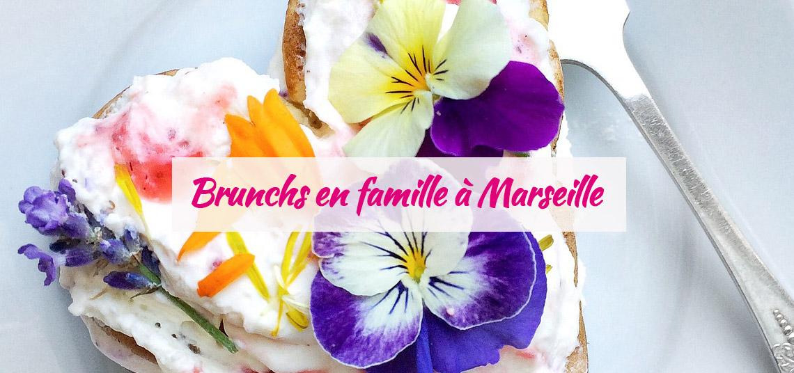 Brunchs en Famille à Marseille