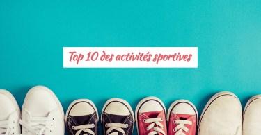 Top 10 des activités sportives en famille à Marseille