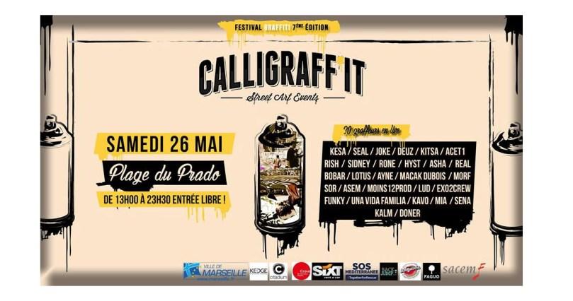 Festival Calligraff'It 2018