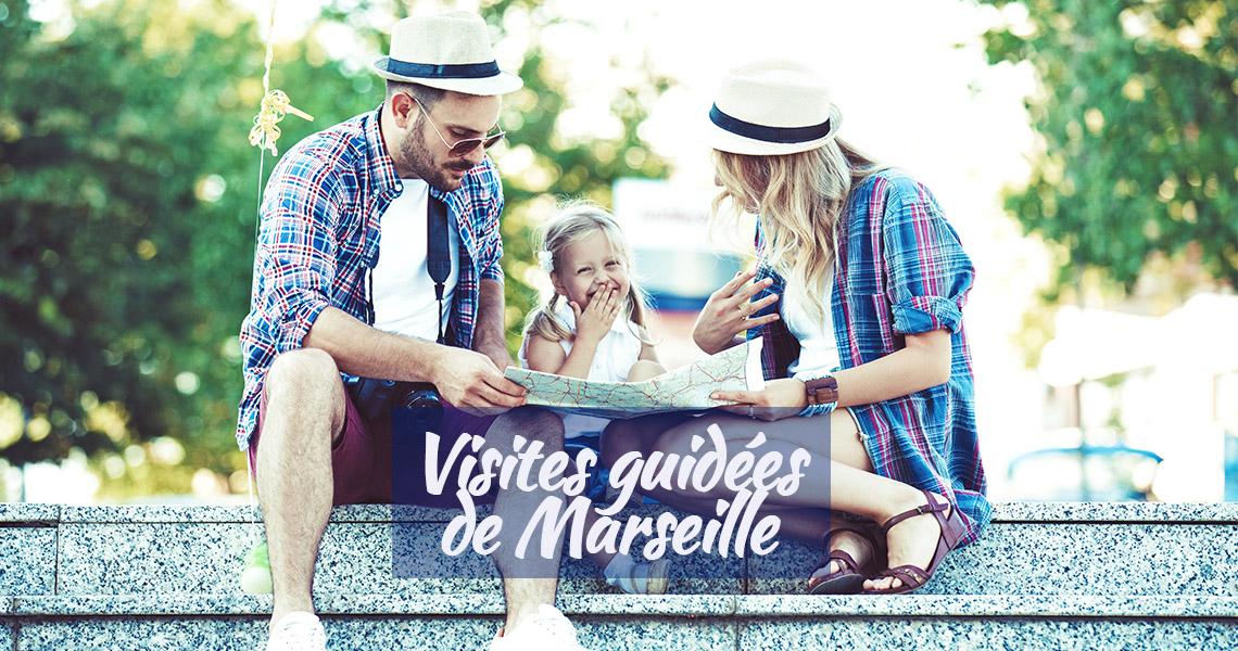 Visites guidées de Marseille en famille