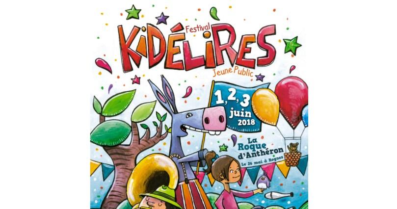 Kidélires, festival jeune public