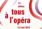 Tous à l'Opéra 2019 à Marseille