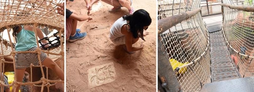 Jeux enfants la ferme aux crocodiles