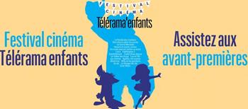 Festival cinéma télérama Enfants