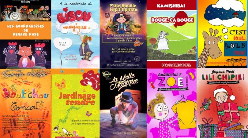 Spectacles tout-petits au Divadlo Théâtre