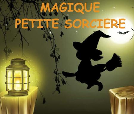 magique petite sorcière,