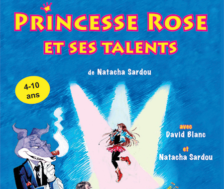 Princesse Rose, spectacle jeune public
