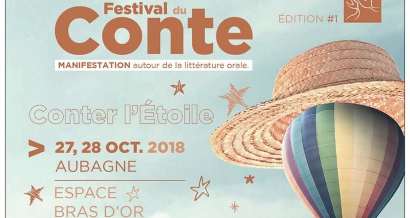 Conter l'étoile, festival du conte à Aubagne
