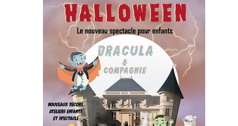 Halloween au Chateau de la Buzine 2019