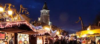 Festivités de Noël à Allauch