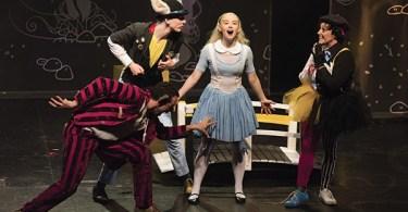 Alice, theâtre musical à l'Odéon à Marseille
