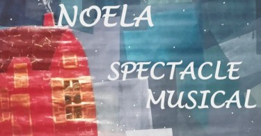 Noela, spectacle musical au Poisson Lune