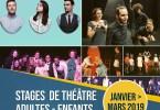 Stages vacances au Divadlo Théâtre