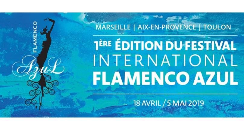 Festival Flamenco Azul Marseille