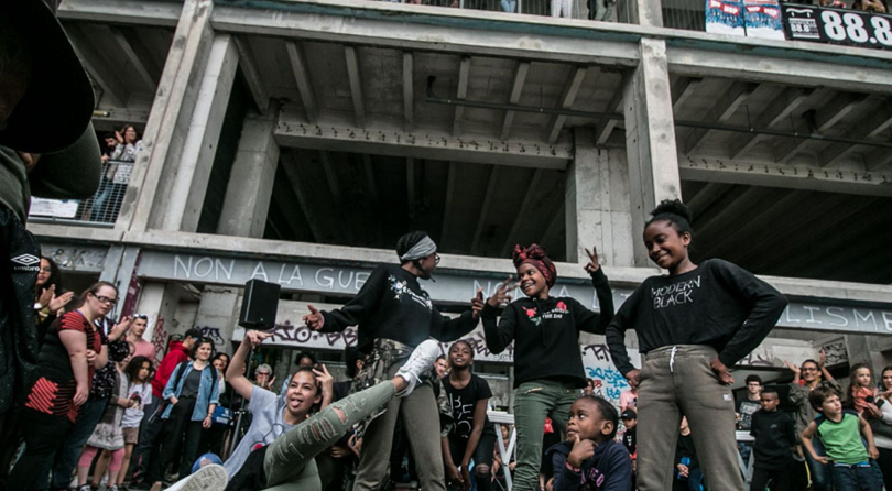 Hip Hop Society à la Friche