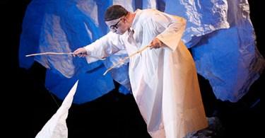 Spectacle dès 6 ans au Théâtre Massalia