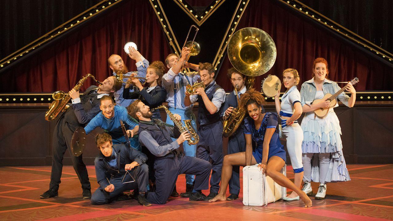 Le cirque Eloise revient à Aix avec Hotel