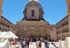 Le Village de l'archéologie à la Vieille Charité à Marseille