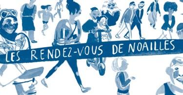 Les rdvs de Noailles #3 / Compagnie Cahin-Caha / Cirque