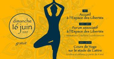 Journée internationale du yoga à Aubagne