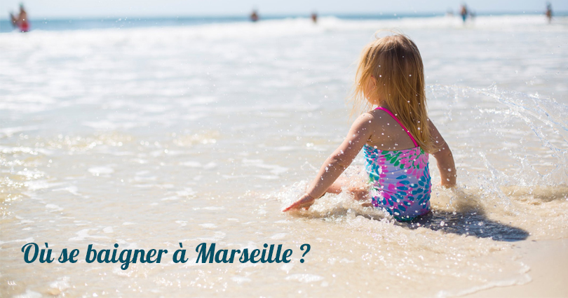 Plages marseille kidsfriendly