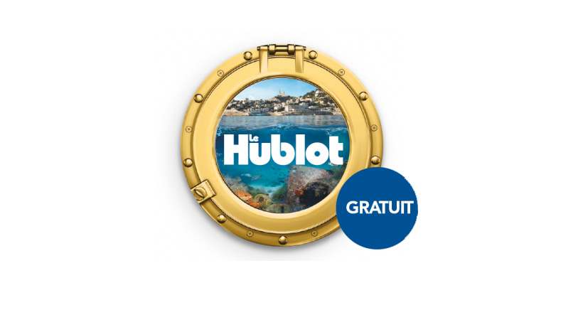 Le Hublot pour découvrir les fonds marins à Marseille