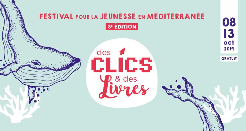 Festival des Clics et des Livres 2019