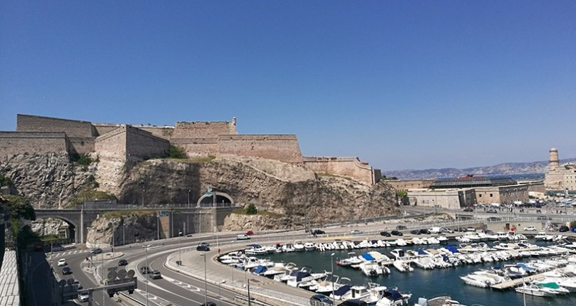 Fort Saint Nicolas Marseille