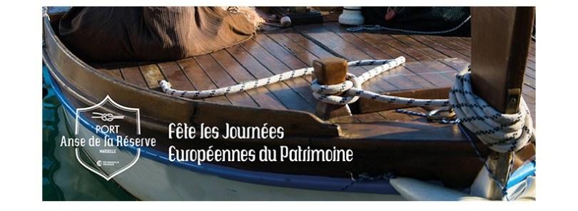 Ouverture Port de l'anse, journées du patrimoine