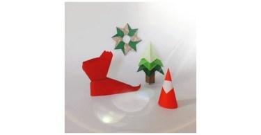 Atelier Origamis Spécial Noël