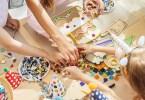 Des idées d'activités créatives à faire en famille