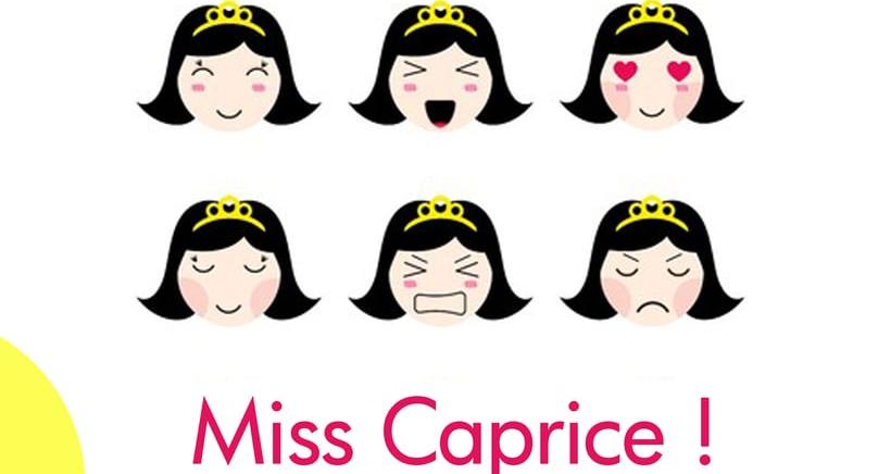 Spectacle enfants Miss Caprice