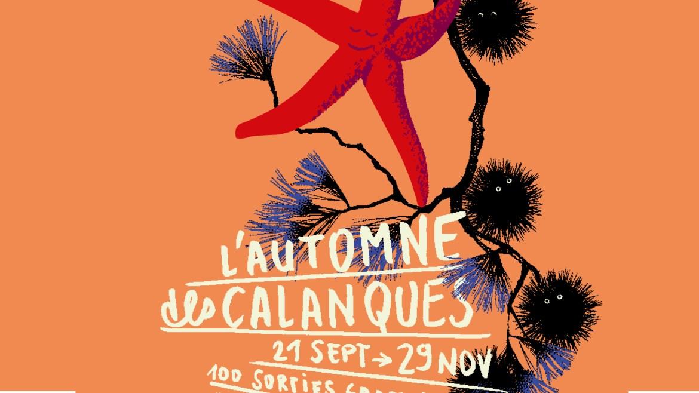 L'automne des Calanques - 100 sorties gratuites