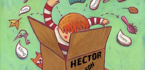 Hector et son trésor Spectacle musical (violon) - Avec Stéphanie Joire - Dès 1 an