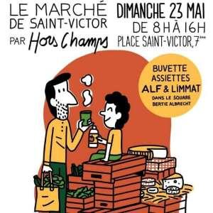 Marché de Saint-Victor