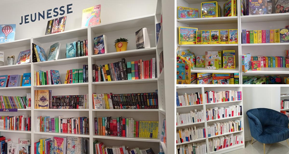 Livres jeunesses Librairie Vauban marseille
