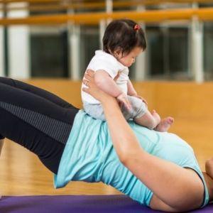 Gym maman-bébé à Marseille