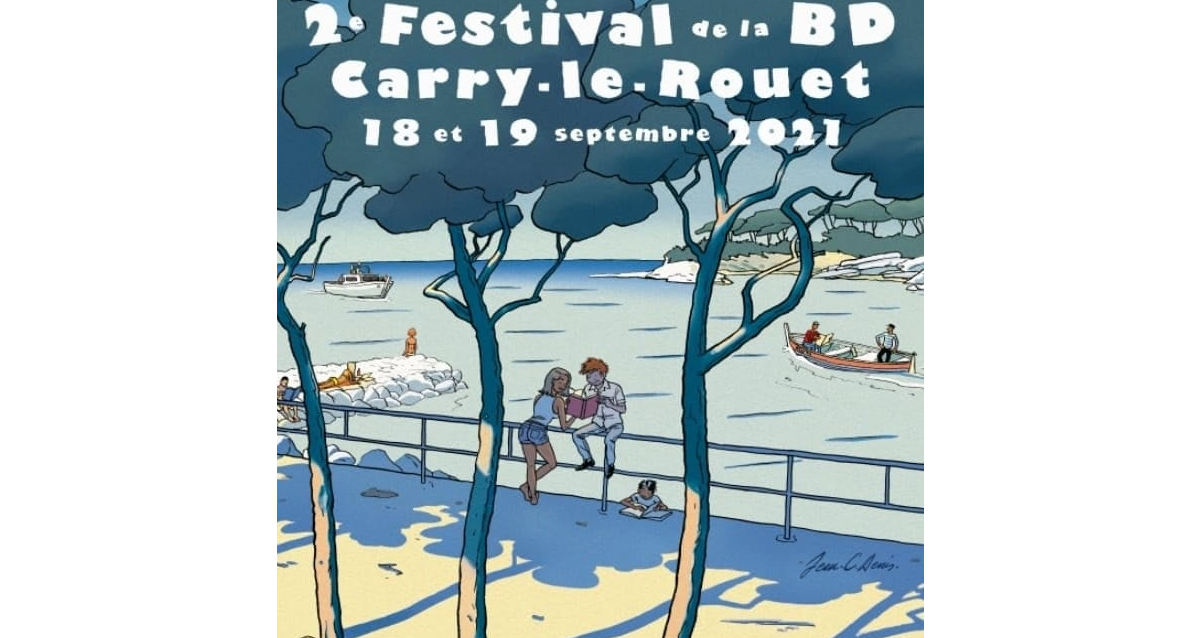 Festival de BD de Carry le Rouet