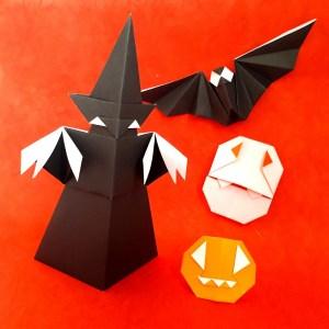 Atelier Origamis Halloween