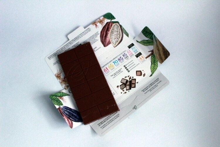 Espírito Cacau aposta em linha de chocolate com leite de coco