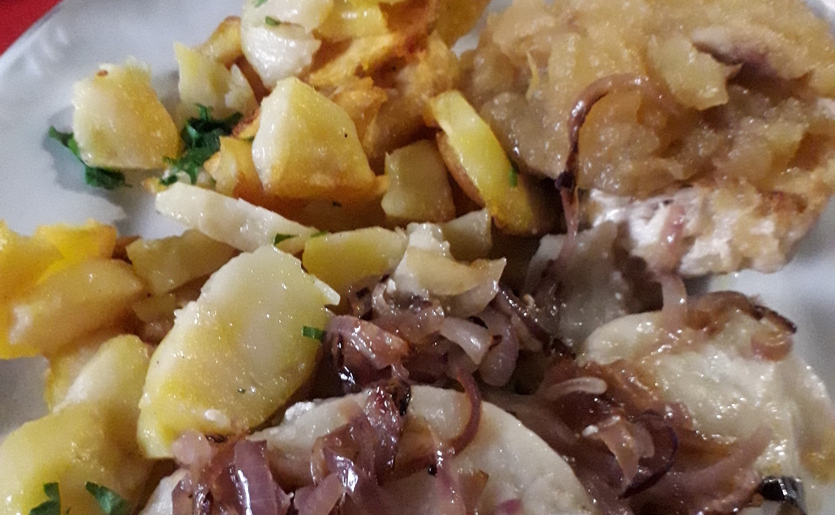 Taverna serve comida polonesa em Copacabana