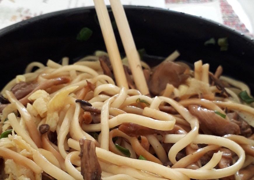 Pratos do Sim Sobá em casa: viajam bem e são deliciosos