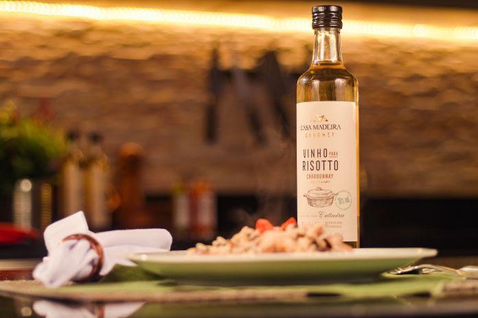 Casa Madeira lança Vinho para Risotto