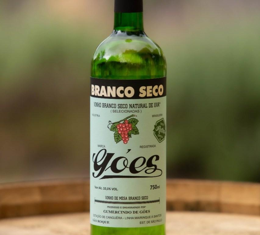 Góes apresenta releitura de vinho branco