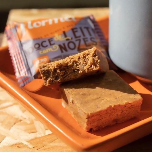 Flormel muda composição dos ingredientes dos doces