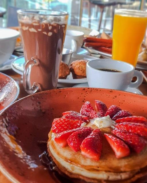 American Breakfast entre no meni fixo do Hard Rock Cafe Curitiba